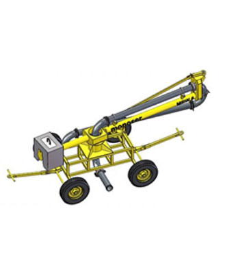 PORTABLE MECHANIC CONCRETE DISTRIBUTORS 4