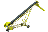 concrete belt conveyor systems icon