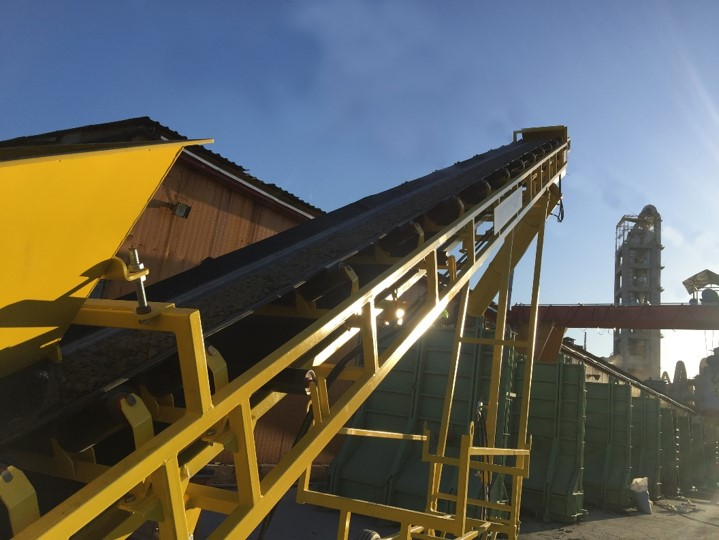concrete conveyor systems for concrete transfer 2
