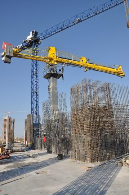 horizontal rotary hydraulic concrete distributors 2