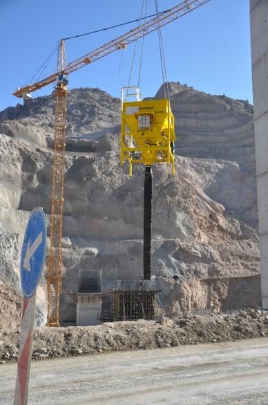 remote controlled concrete buckets 1